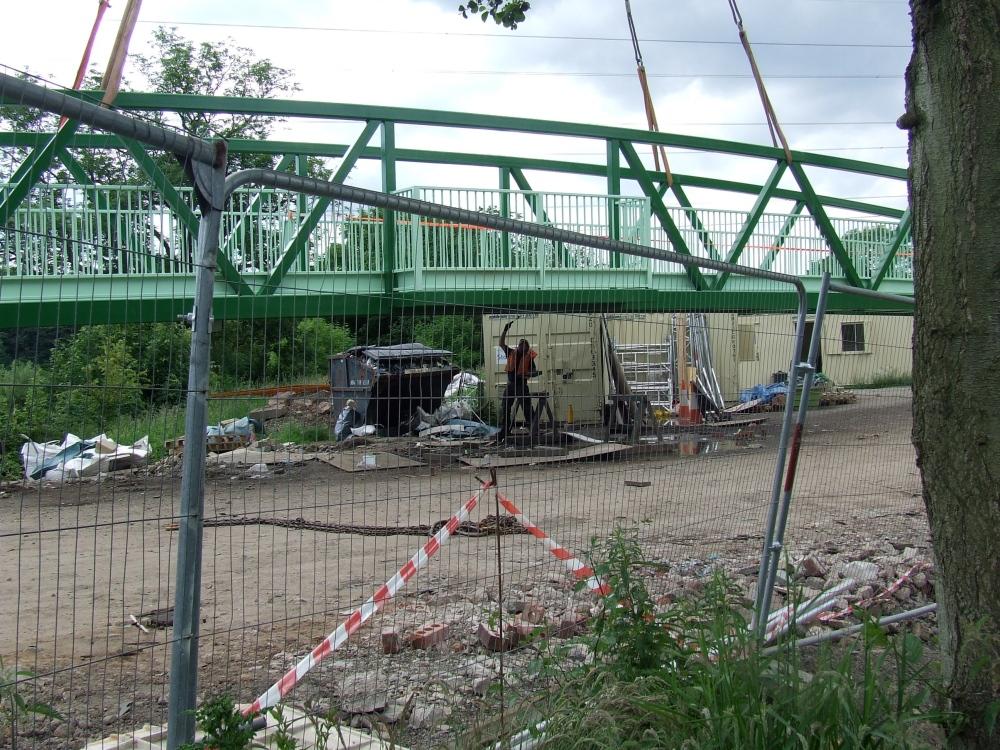 Chadkirk Bridge (3/6)