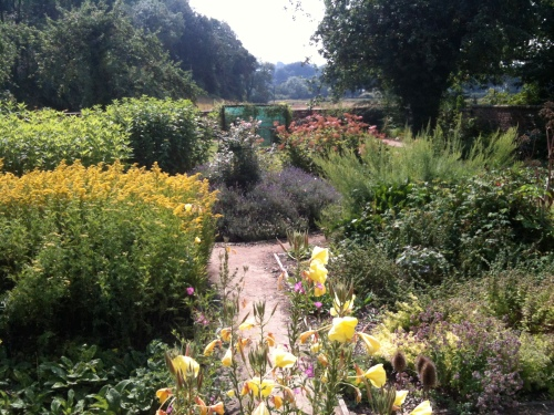 August in The Walled Garden. Photo:Artemisia
